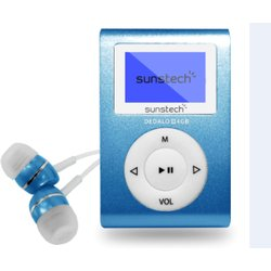 SUNSTECH REPRODUCTOR MP3 DEDALOIIIBL 4GB