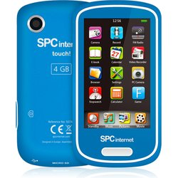 SPC INTERNET REPRODUCTOR MP3 5074A 4GB