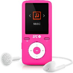 SPC INTERNET REPRODUCTOR MP3 8488P ROSA 8GB