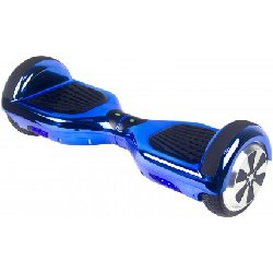 SKATEFLASH PATINES ELECTRICOS K6+CHROMEBLUEB