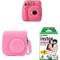 FUJI CAMARA FOTOS INSTAX MINI9KIT