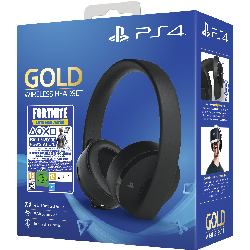 SONY AC CONSOLA HEADSET GOLD +